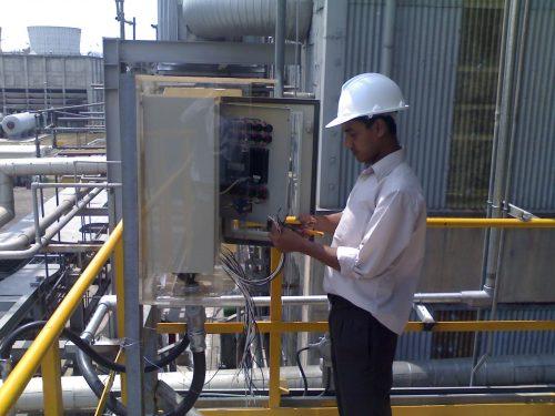 Demister Flashing Control System