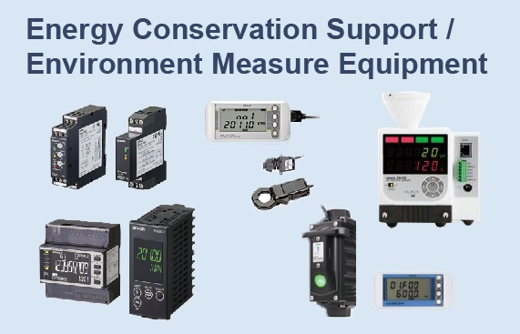OMRON Energy monitoring system