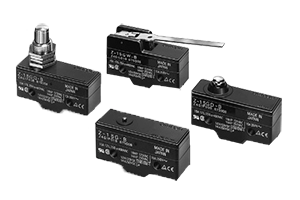 OMRON BASIC SWITCHES