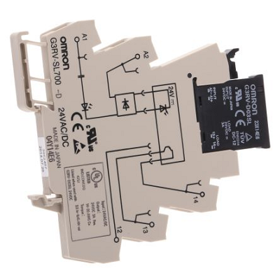 Solid State Relays G3RV